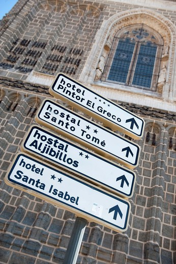 Monastery of San Juan de Los Reyes, Toledo, Provincia de Toledo, castile La Mancha, spain : Stock Photo