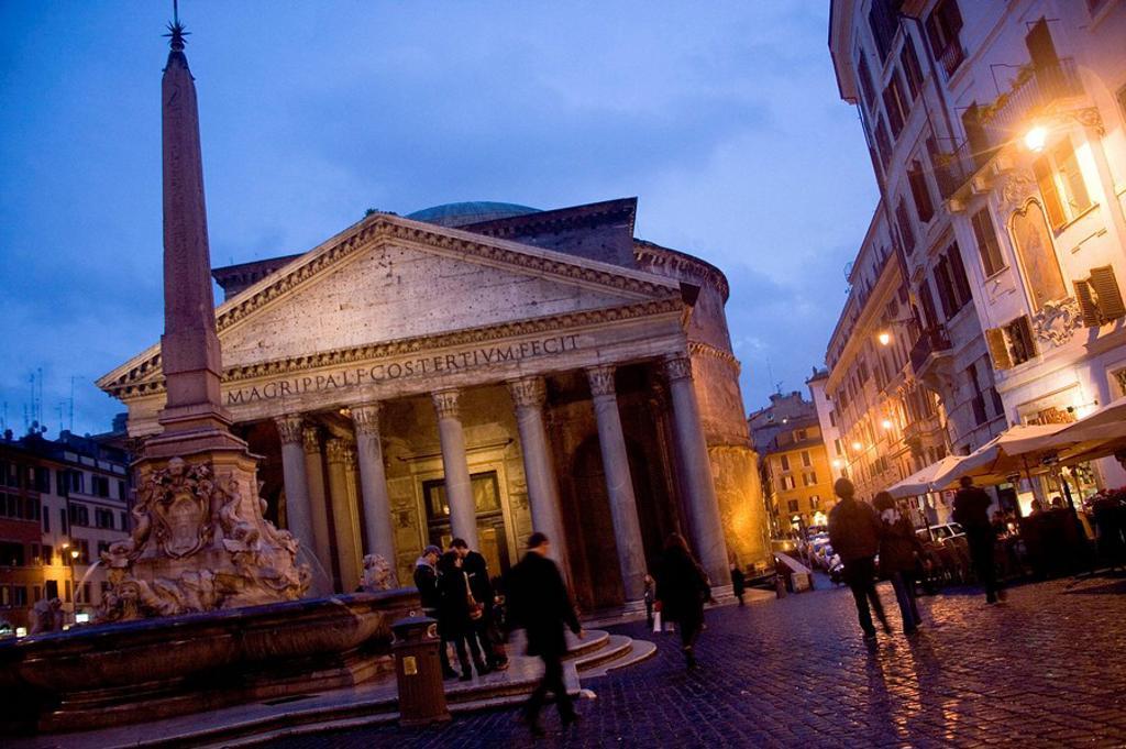 Pantheon, Rome, Italy : Stock Photo