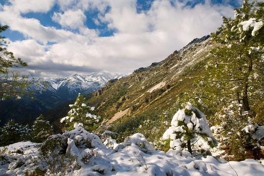 Stock Photo: 1566-623112 Las Batuecas-Sierra de Francia Natural Park, Biosphere Reserve  Salamanca  Castilla y Leon  Spain