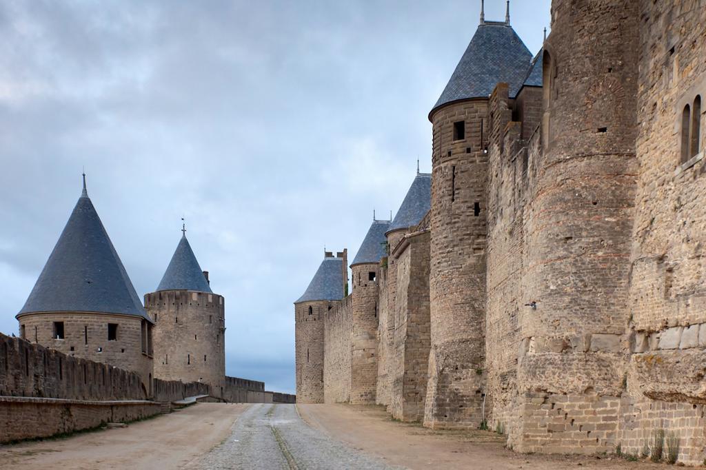 Carcassonne, France : Stock Photo