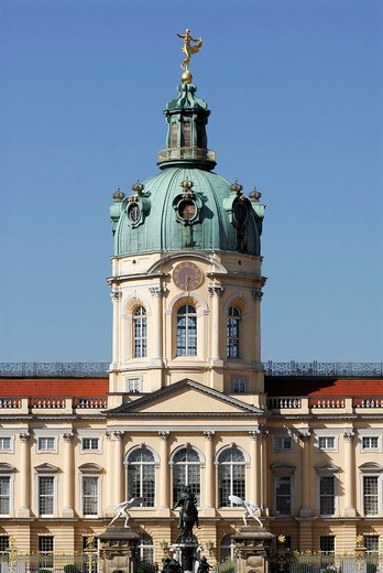 Stock Photo: 1566-631157 Berlin  Germany  Schloss Charlottenburg