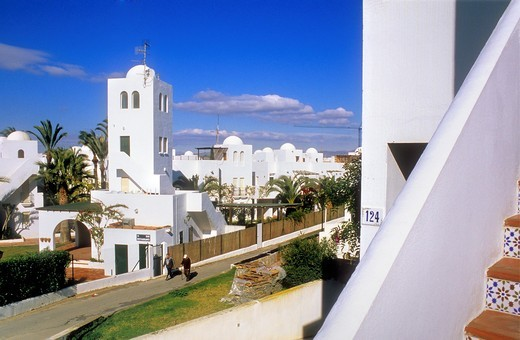 Las Marinas La Vera, Almeria province, Andalucia, Spain : Stock Photo