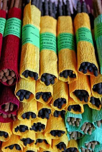 incense sticks : Stock Photo