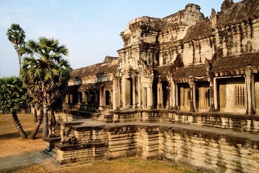 Stock Photo: 1566-645091 Cambodia, Angkor, Angkor Wat,