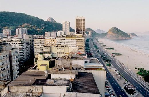 City of Rio de Janeiro. Brazil : Stock Photo