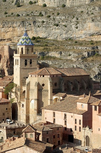 Albarracin. Teruel province, Aragon, Spain : Stock Photo