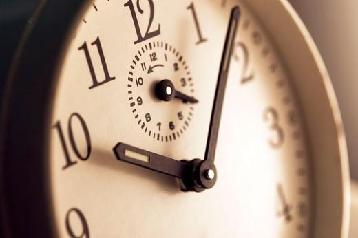 Clock. : Stock Photo