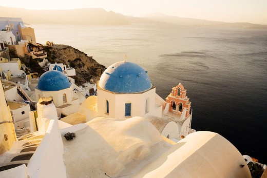 Stock Photo: 1566-676861 Oia, Santorini, Greece