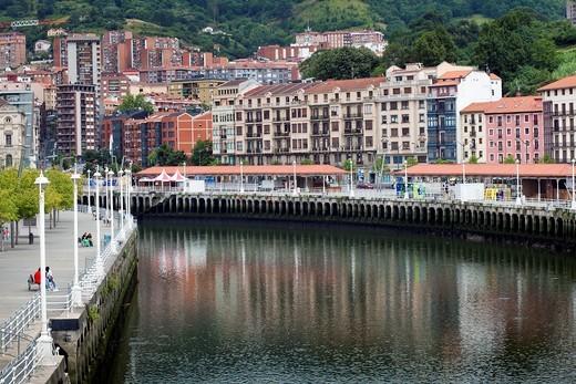 Stock Photo: 1566-685577 Bilbao, Spain