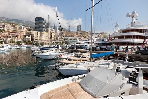 Monaco : Stock Photo