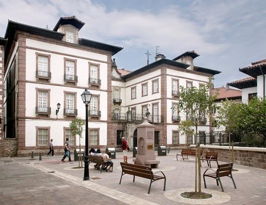 Stock Photo: 1566-689451 Palacio de Arizkunenea, Elizondo Baztan, Baztan Valley, Navarra Nafarroa, Spain España