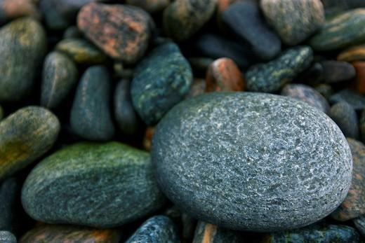 Stock Photo: 1566-689689 Stones Norway