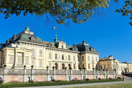 Drottningholm Castle, Sweden : Stock Photo