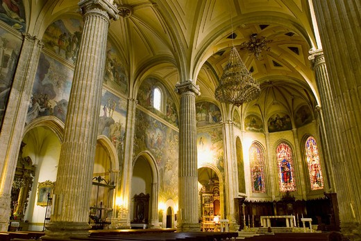 Stock Photo: 1566-696454 Cathedral. Albacete. Castilla-La Mancha, Spain