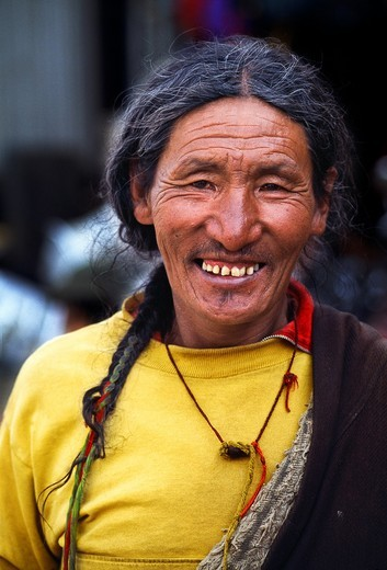 Stock Photo: 1566-696758 Lhasa, Tibet, China.