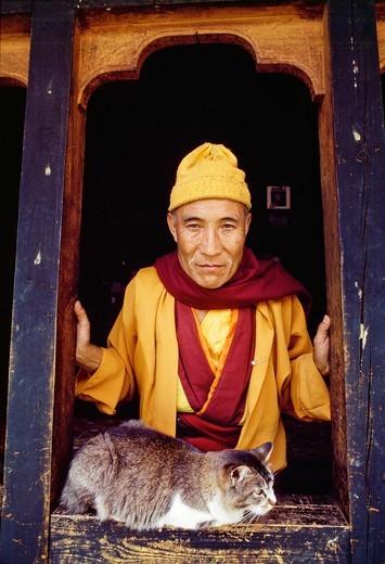 Thimphu Bhutan  Butan. : Stock Photo
