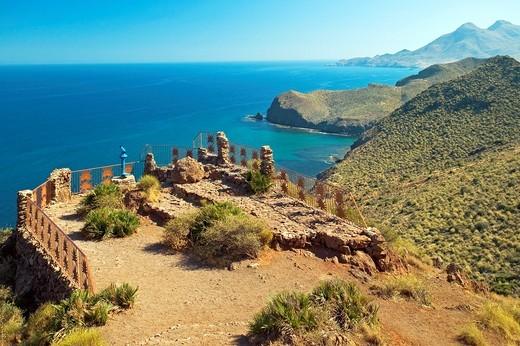 Stock Photo: 1566-704300 Cabo de Gata  Almeria, Andalucia  Spain