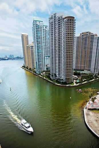 Stock Photo: 1566-706475 Brickell Island, Downtown Miami, Miami, Florida, USA