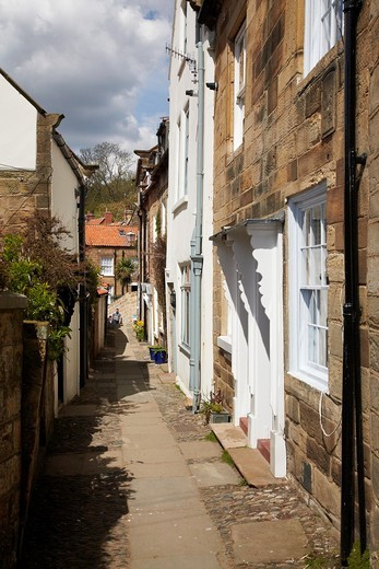 Narrow lane : Stock Photo