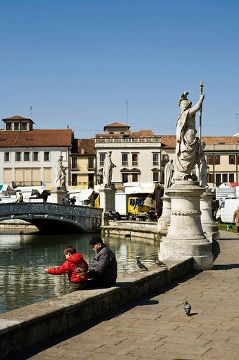 Padova, Italy : Stock Photo