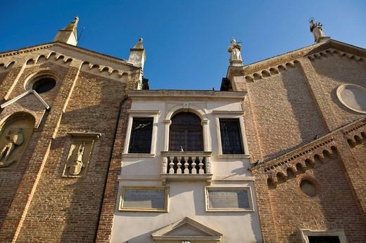 Saint Anthony Church (Basilica) - Padova, Italy : Stock Photo