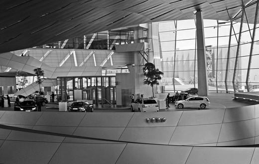 BMW Welt Munich : Stock Photo