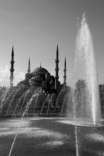 Hagia Sophia in Istanbul : Stock Photo