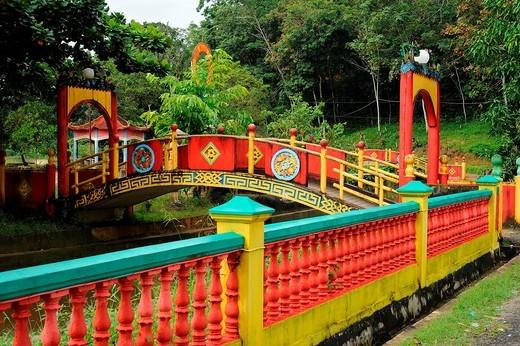 Singkawang, Western Kalimantan, Indonesia : Stock Photo