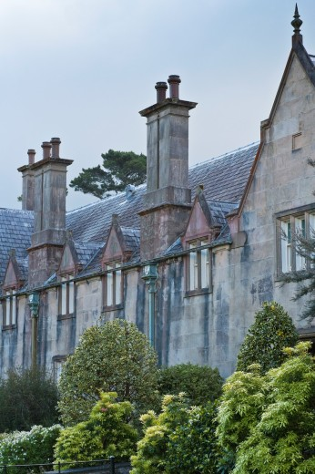 Muckross House near Killarney, County Kerry, Ireland, Europe : Stock Photo