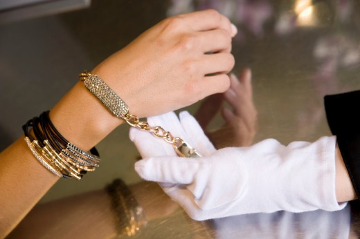 Jewelry. : Stock Photo