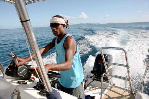 Fiji island, pacific ocean : Stock Photo