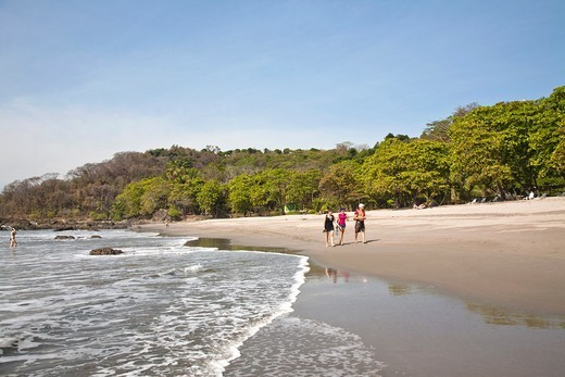 Montezuma  Peninsula De Nicoya, Costa Rica : Stock Photo