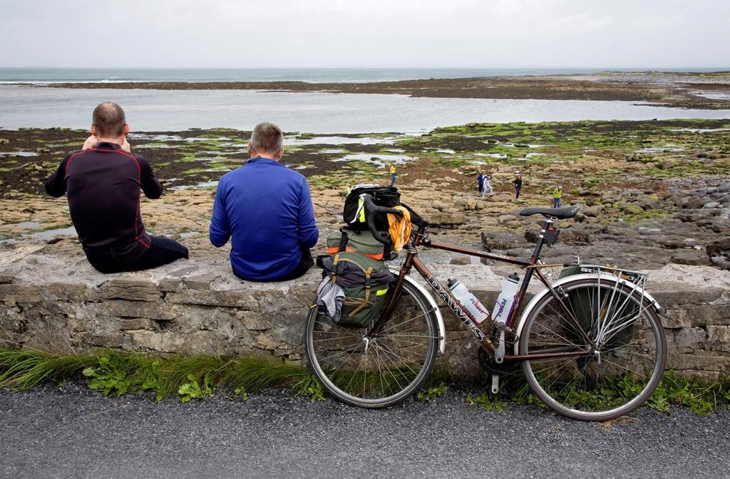 Inishmore island, Aran island  County Galway, Ireland : Stock Photo