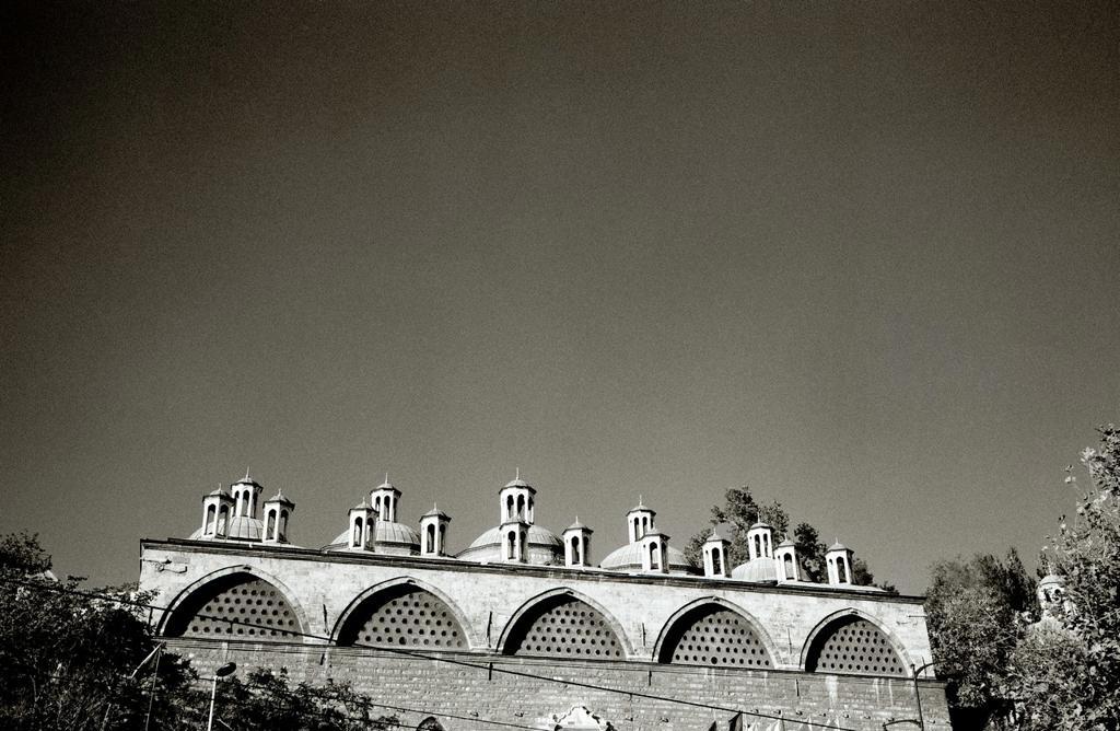 Islamic heritage in Istanbul in Turkey. : Stock Photo