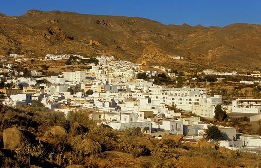 Stock Photo: 1566-766554 Nijar, Almeria province, Andalucia, Spain