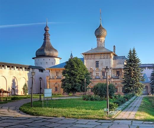 Stock Photo: 1566-771204 Rostov, Yaroslavl region, Russia