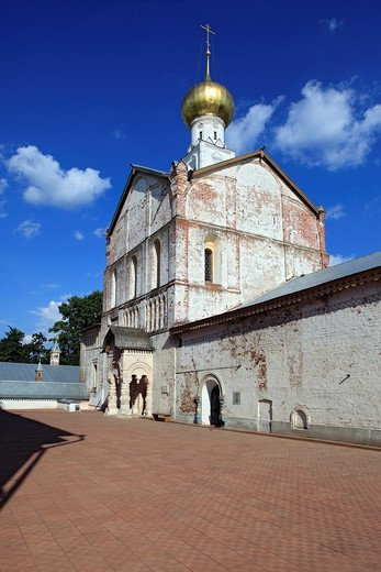 Church of Saviour 1675, Rostov, Yaroslavl region, Russia : Stock Photo