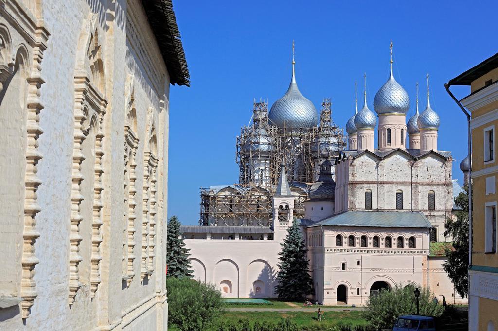 Stock Photo: 1566-771257 Rostov Kremlin, Rostov, Yaroslavl region, Russia