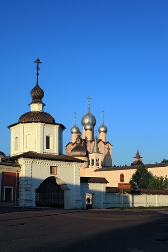 Rostov Kremlin, Rostov, Yaroslavl region, Russia : Stock Photo