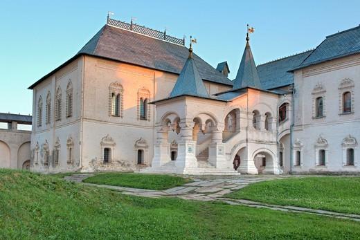 Stock Photo: 1566-771289 Rostov Kremlin, Rostov, Yaroslavl region, Russia