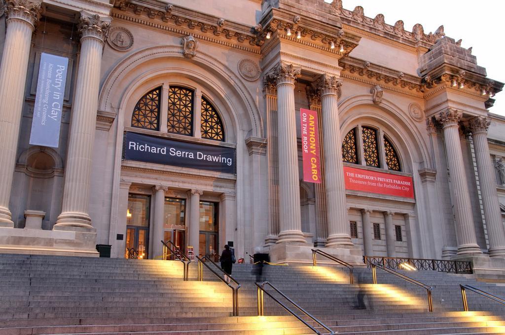 Metropolitan Museum of Art, New York City, 2011 : Stock Photo