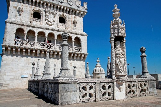Belem Tower, Lisbon, Portugal : Stock Photo
