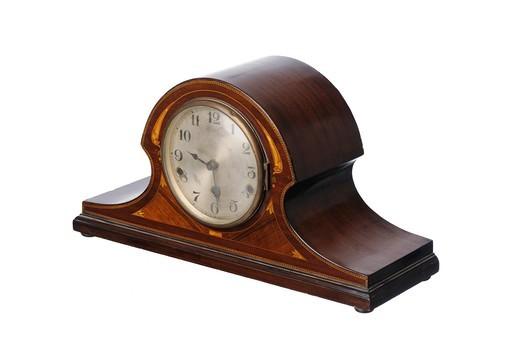 Vintage old clock : Stock Photo