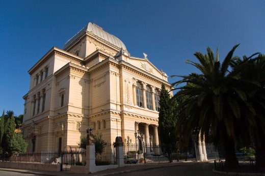 Stock Photo: 1566-785088 Sinagogue, Old Jewish Ghetto, Rome, Italy