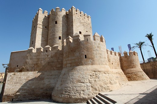 Stock Photo: 1566-790621 Torre d Calahorra de Cordoba, Andalusia, Spain
