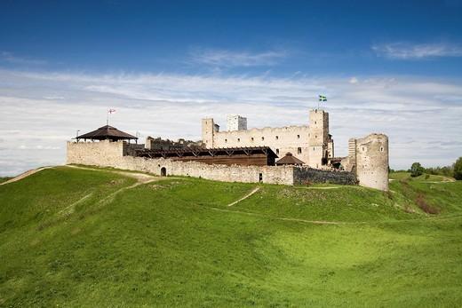 Rakvere Castle, Lääne-Viru County, Estonia, Europe : Stock Photo