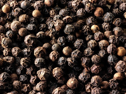 Stock Photo: 1566-795493 Black pepper corns stock photos