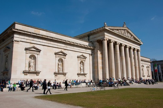 Stock Photo: 1566-804113 Staatliche Antikensammlungen Museum, Munich, Germany