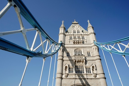 Tower Bridge, London, UK : Stock Photo