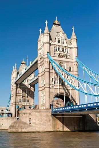 Tower Bridge, London, UK : Stock Photo